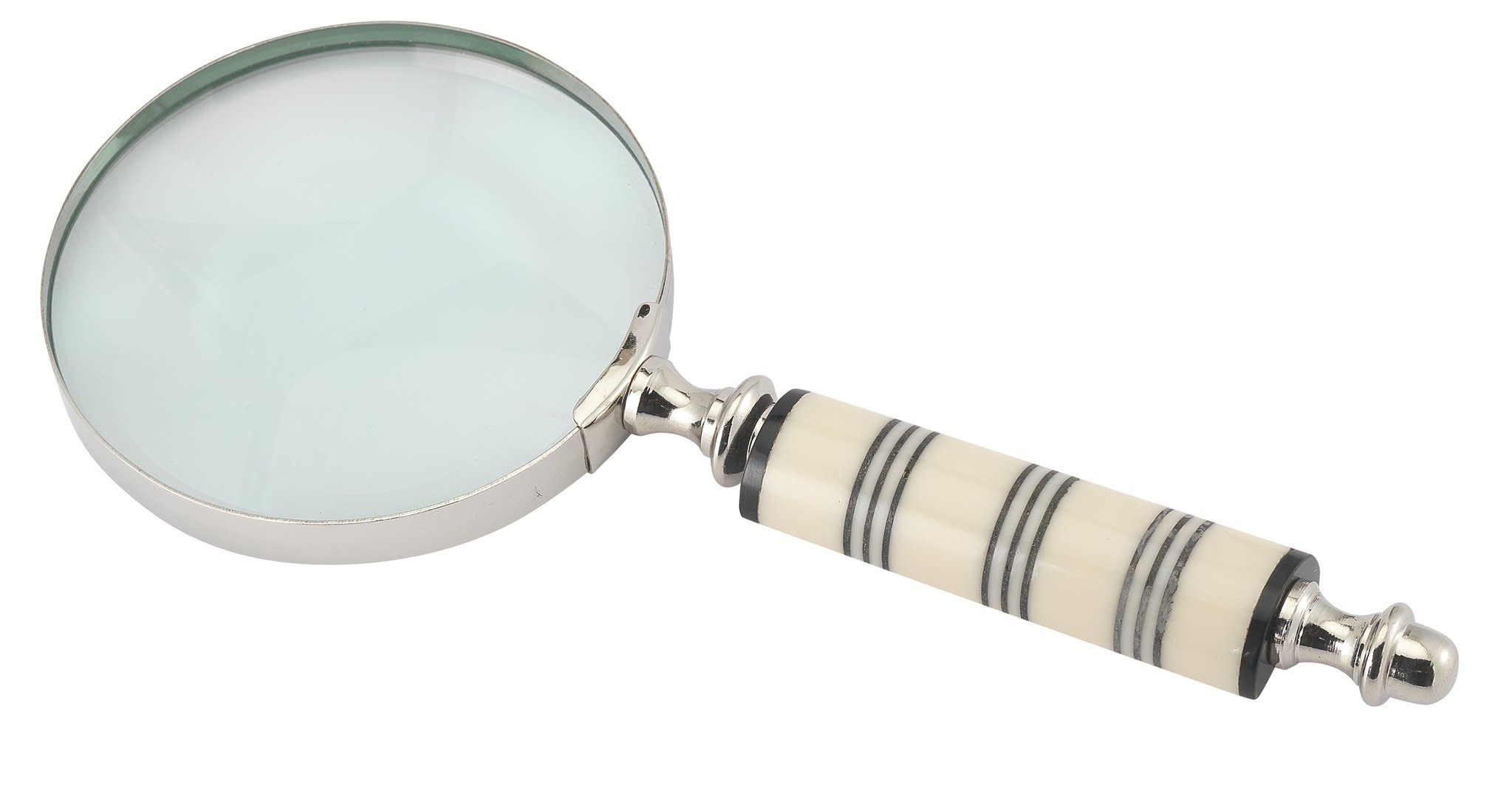 Bone and Horn Stripe Magnifier