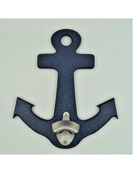Outdoor Anchor Bottle Opener Navy