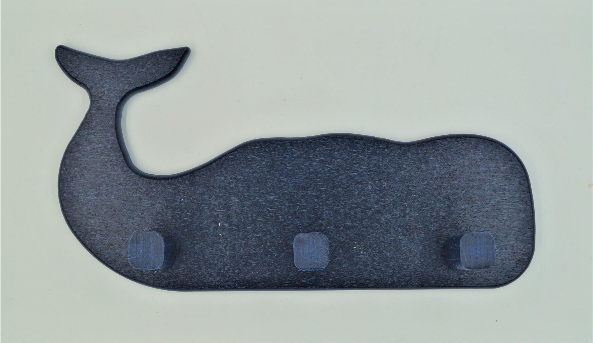 Whale Navy 3 Peg