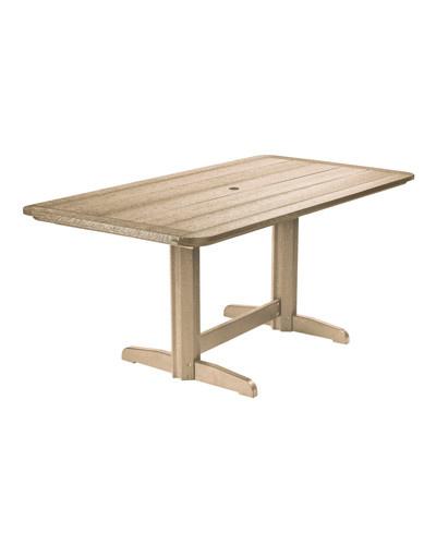 72'' Rectangular Dining Table T11