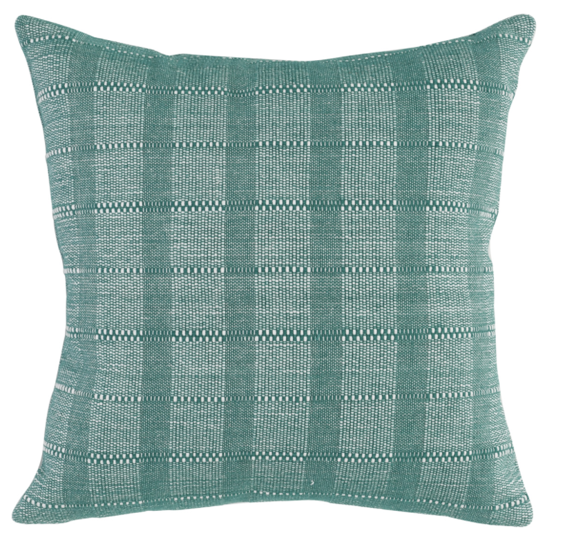 Elysen Blue Cove Pillow 22x22