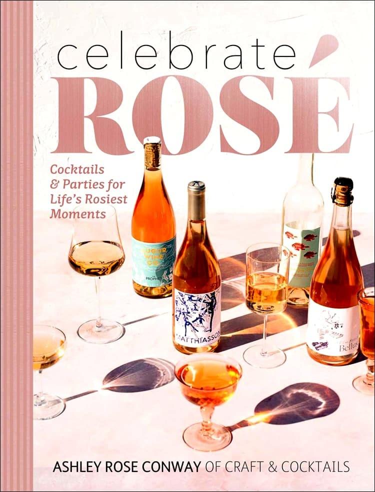 Celebrate Rose Book