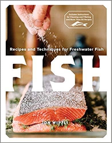 Fish: Recipes and Techniques Book