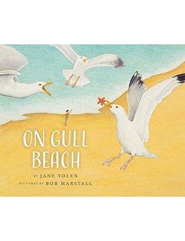 On Gull Beach Book