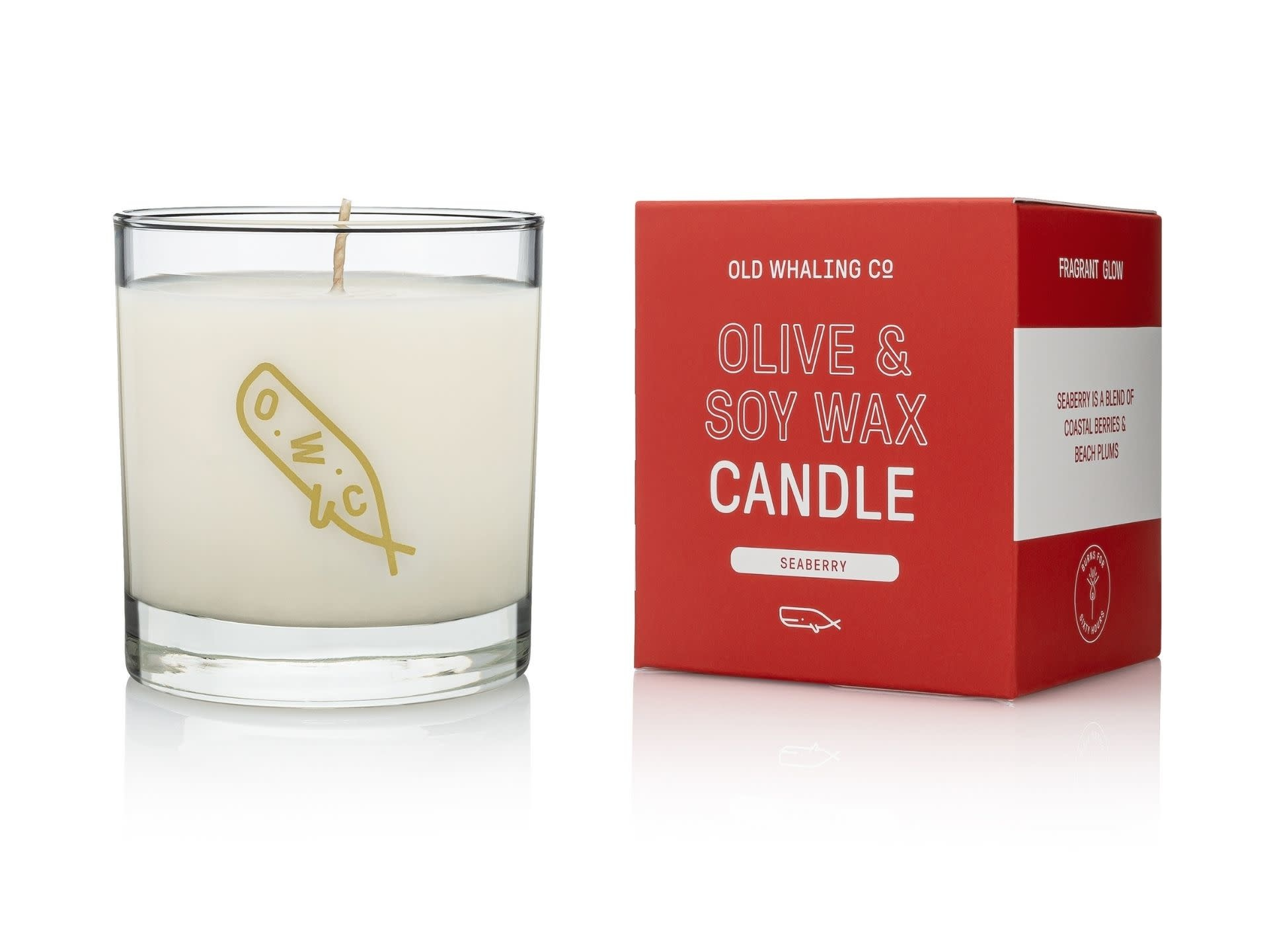 Seaberry Candle