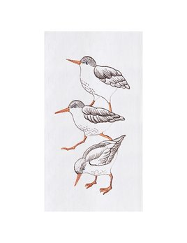 Sand Pipers Kitchen Towel