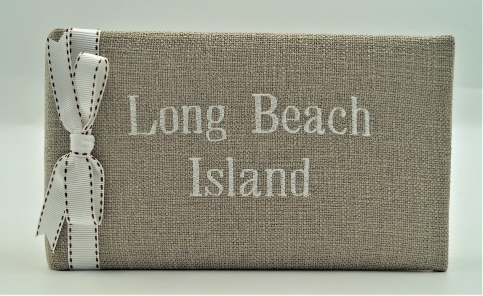 Long Beach Island Album Pewter