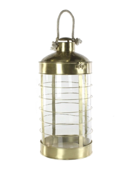 Caravan Brass Lantern Grand