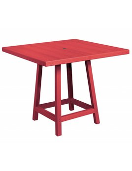 40'' Square Pub Table