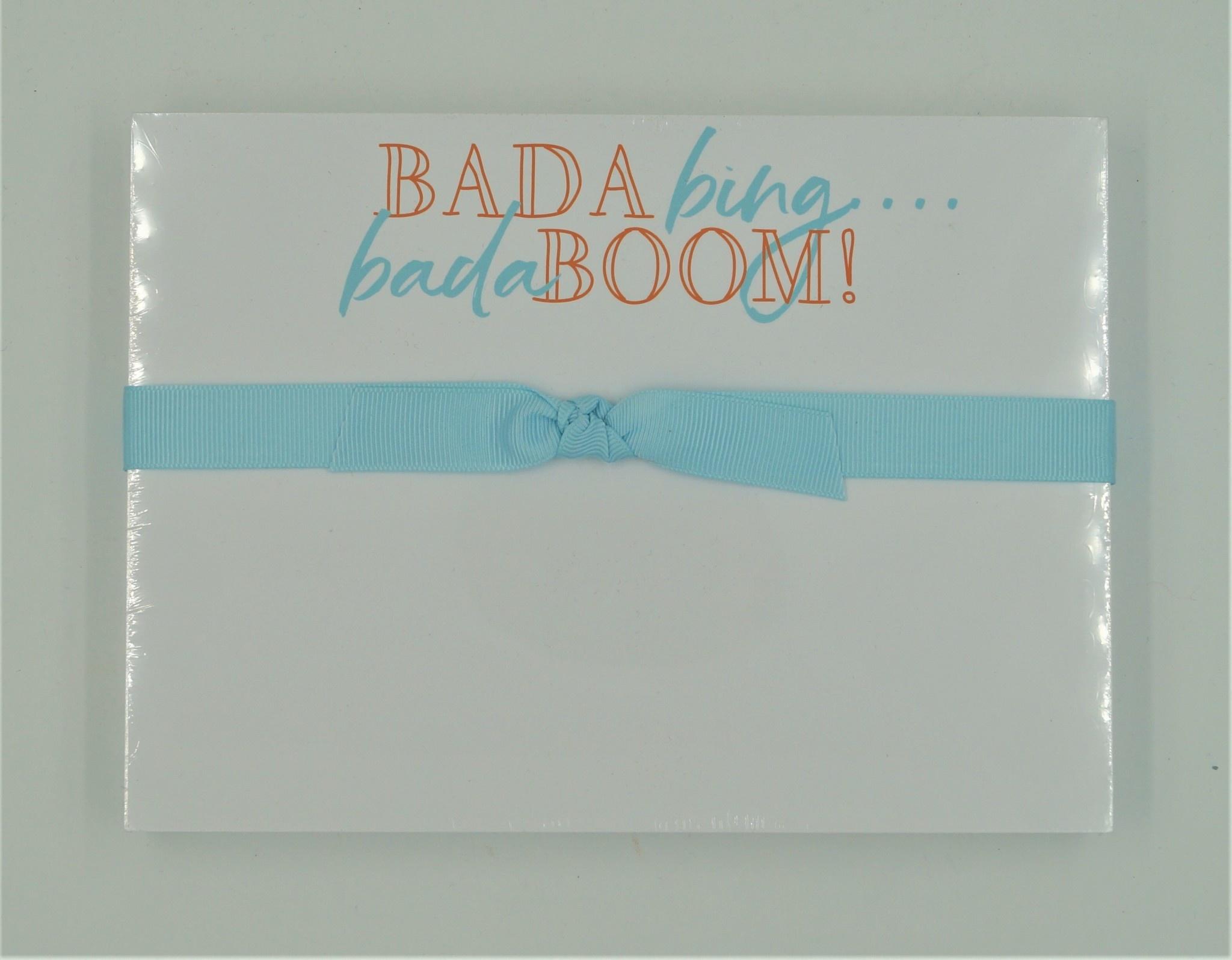 Bada Bing Bada Boom Slab Pad