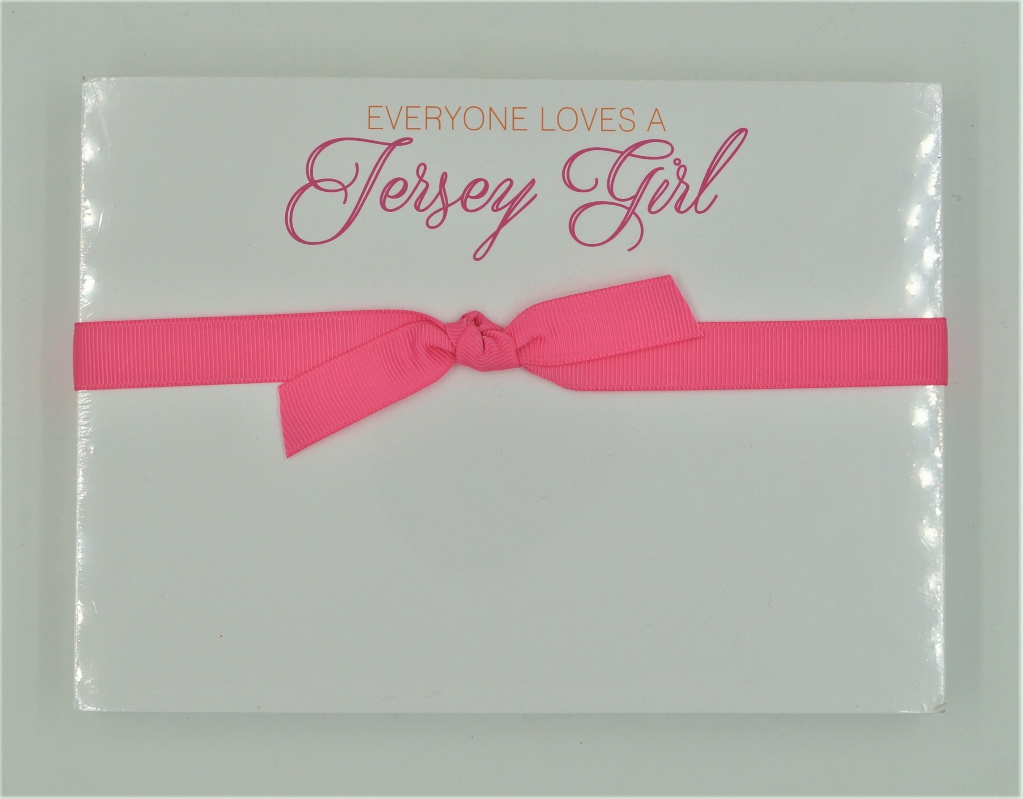 Everyone Loves a Jersey Girl Slab Pad