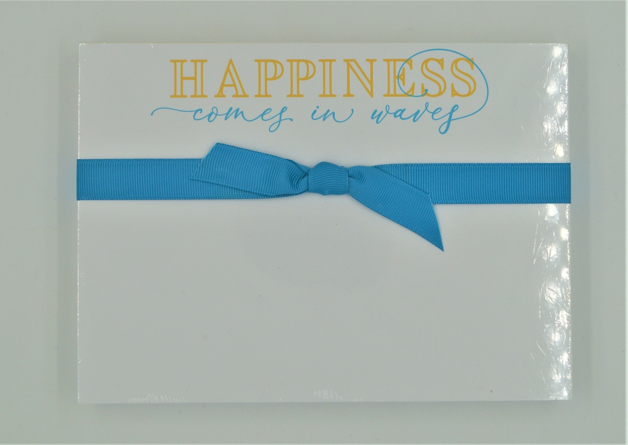 Happiness comes in Waves Slab Pad