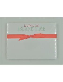 Living on Island Time Slab Pad