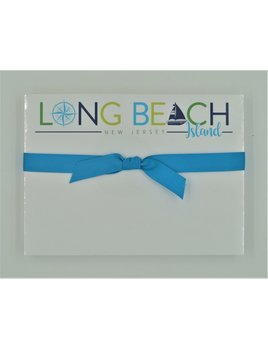 Long Beach Island Local Love Icons Slab Pad