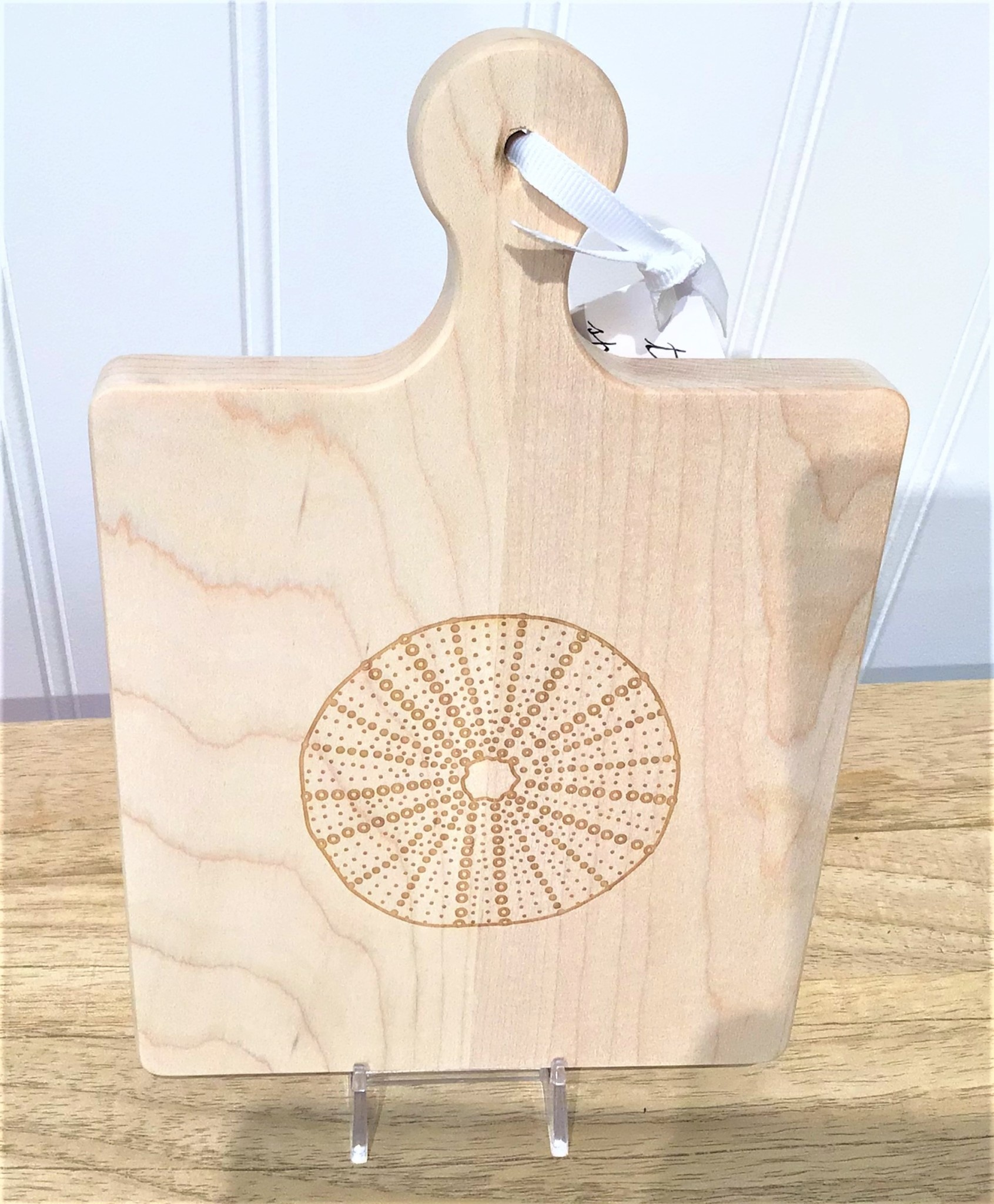 Sand Dollar 9x6 Maple Artisan Board