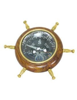 Captain's Desk Compass