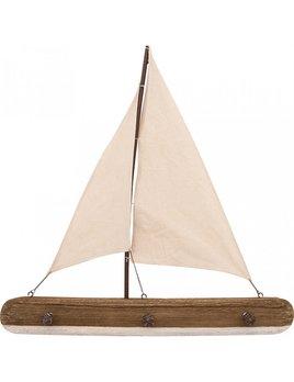 Sailboat Coat Rack