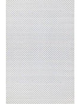Basket Weave White Stone 6x9