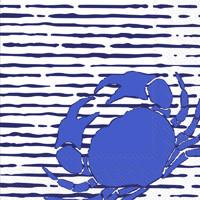 Waterline Crab Lunch Napkin
