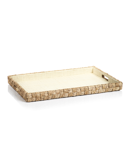 Abaca Rope Serving Tray