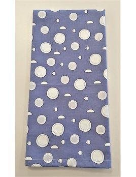 Signature Purple Kitchen Towel