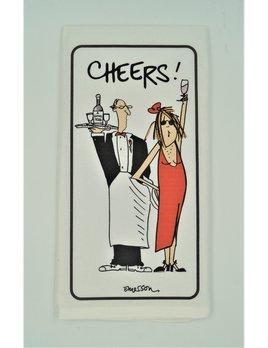 Cheers Kitchen Towel