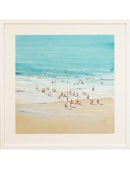 Beach Day A 31x31
