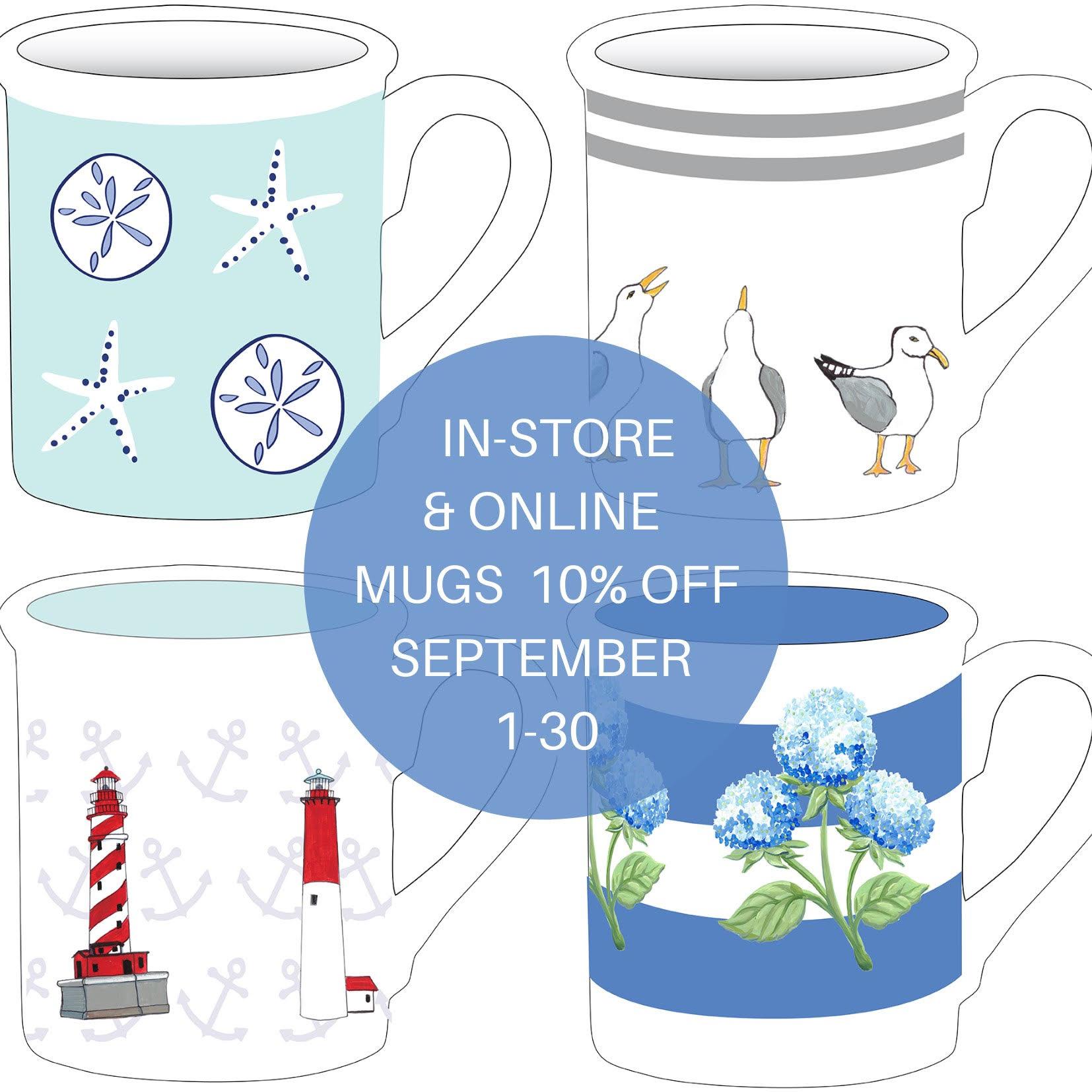 Mugs - USE CODE MUG10 for 10% Off