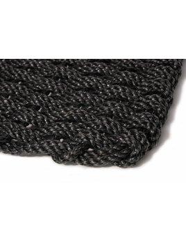 Charcoal Doormat 21x34