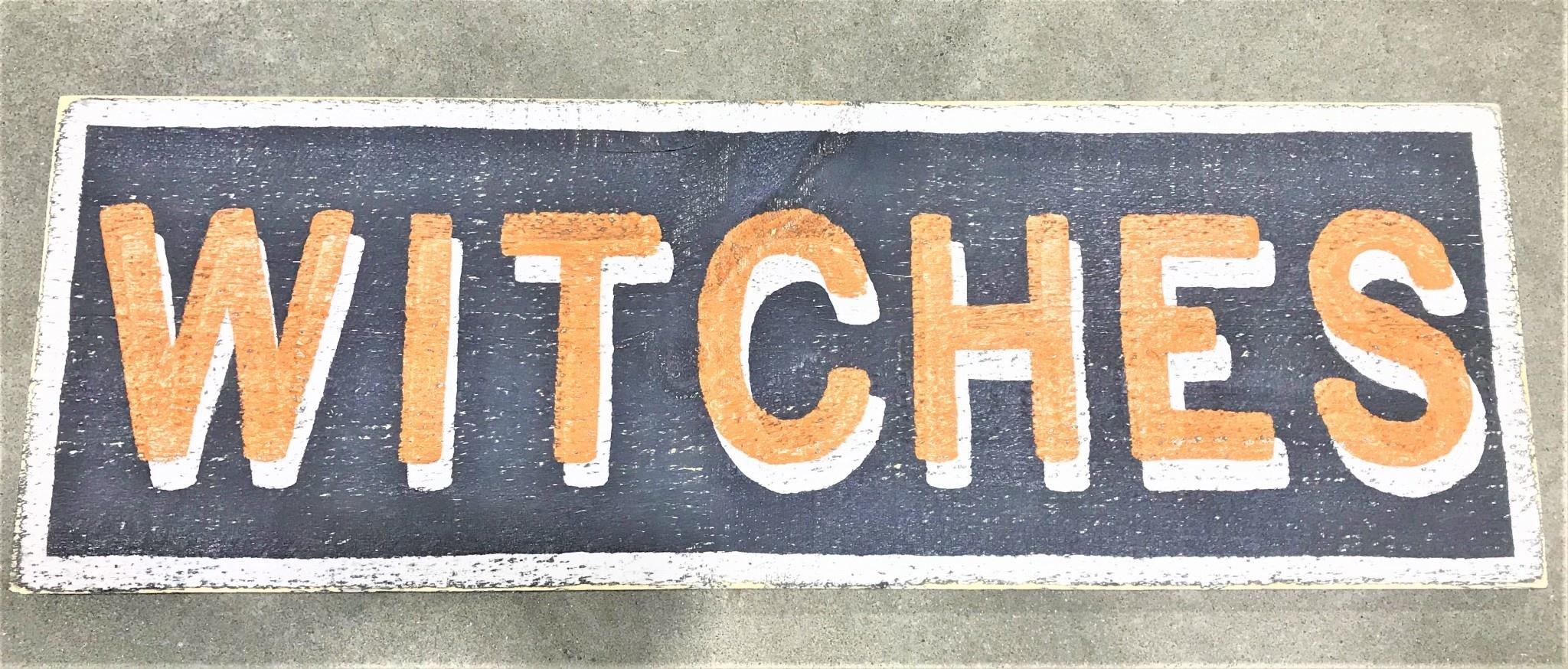 12x36 Witches MTGB/WW/LFC/WW