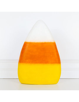 13x9x3.15 Wood Candy Corn yl/or/wh