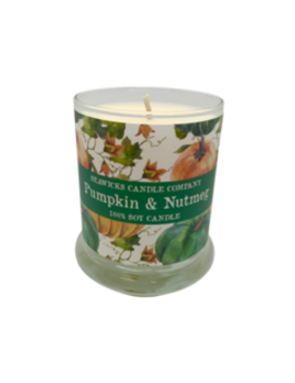 Pumpkin and Nutmeg Candle