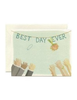 Best Day Ever Card and Envelope