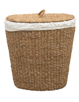 Seagrass Oval Laundry