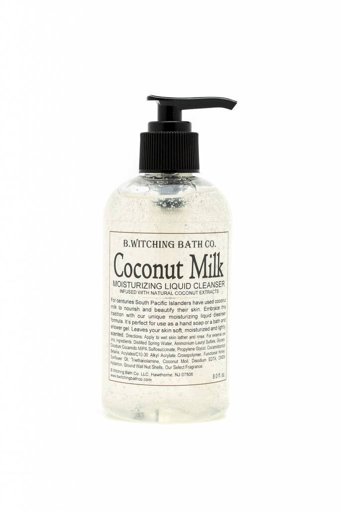 Coconut Milk Cleanser