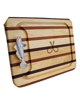 Hooks Crossed Large Appetizer Board