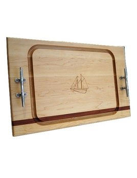 Schooner Large Steak Board