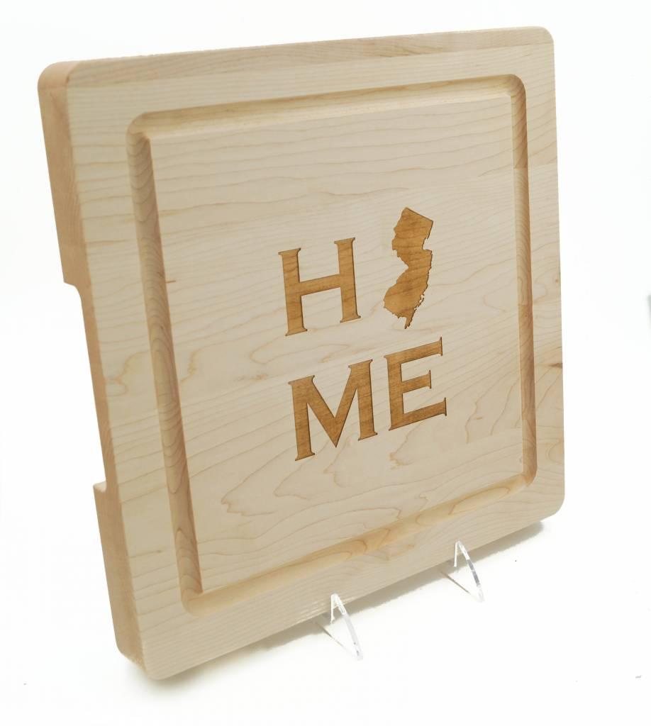 Home NJ Cutting Board 12x12