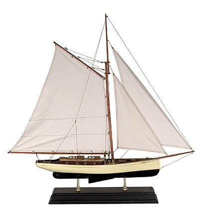 1930's Classic Yacht, Large