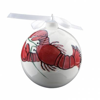 80mm Ornament - Lobster