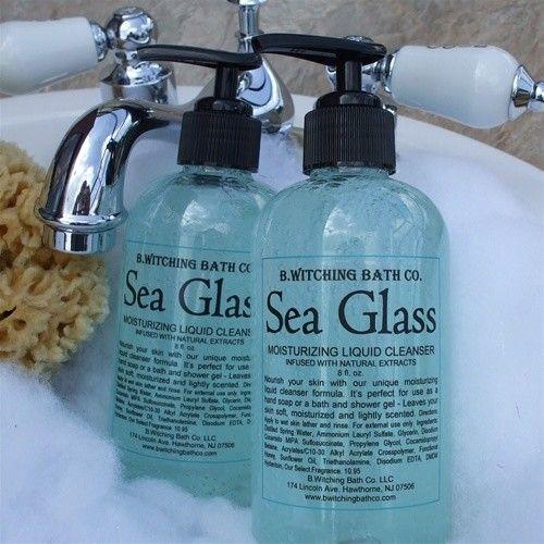 Cleanser  Sea Glass