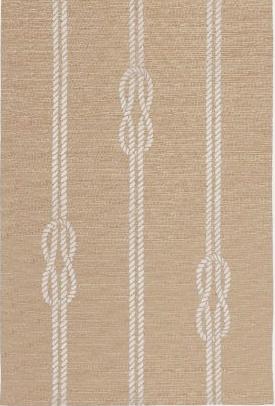 Ropes Neutral Rug 24x36