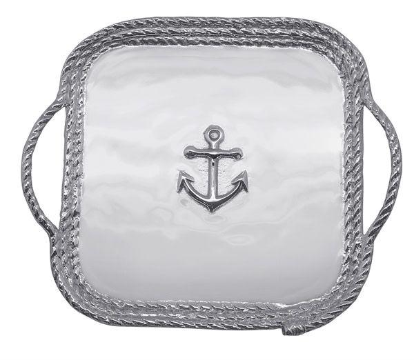 Medium Anchor Relief Rope Platter
