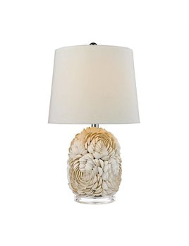 Natural Shell Table Lamp