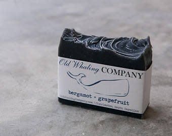 Bergamot and Grapefruit Soap Bar
