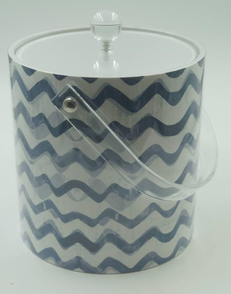 Blue Wave 3 Qt Ice Bucket