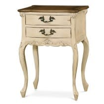 Provence Vetiver Lamp Table