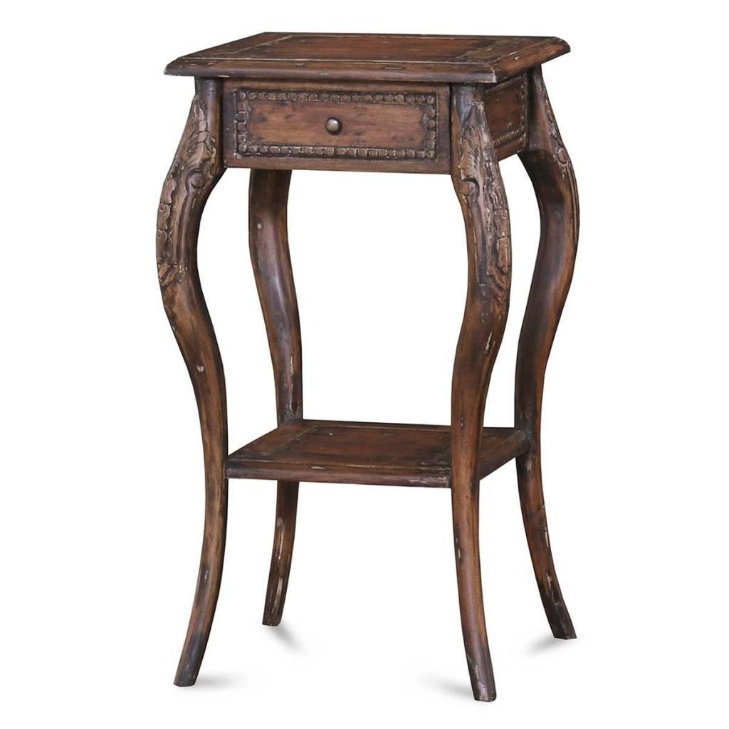 Provence Francoise Lamp Table