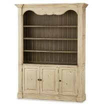 Provence Open Bookcase