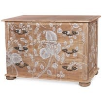 Provence Bombe 3 Drawer Dresser Large